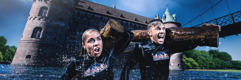 Red bull – Conquer the castle event