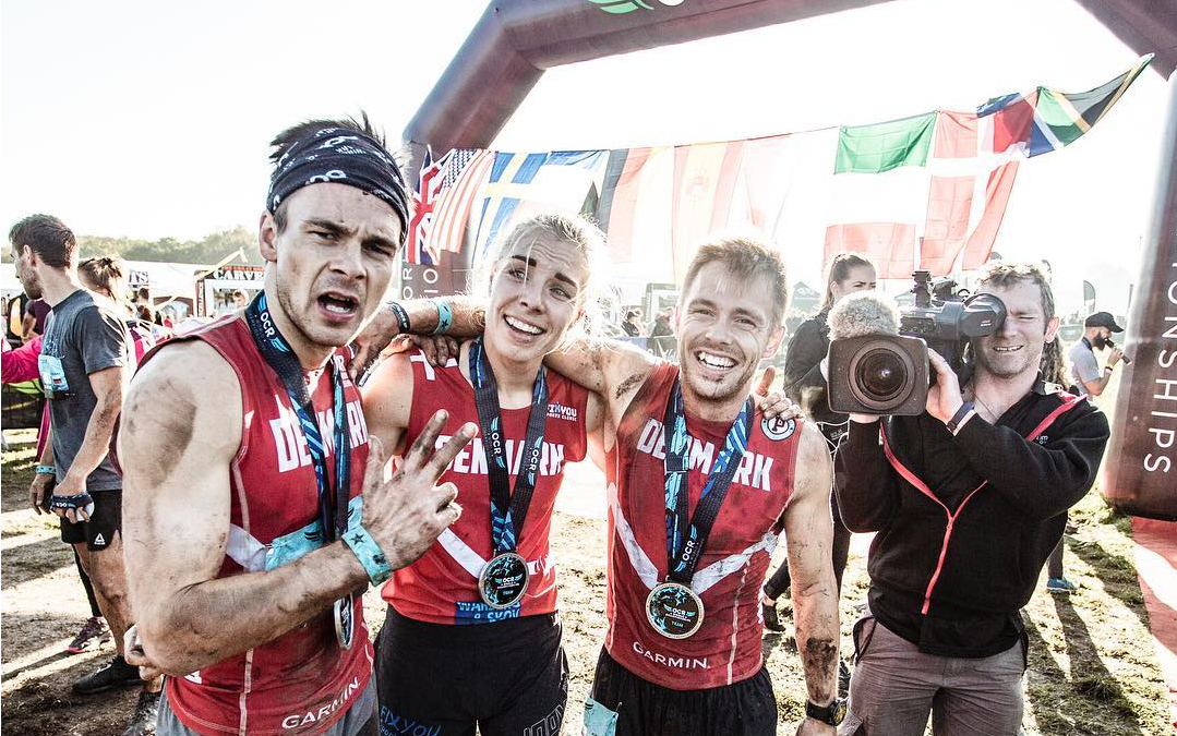 OCR World Championships Team Relay, Mix
