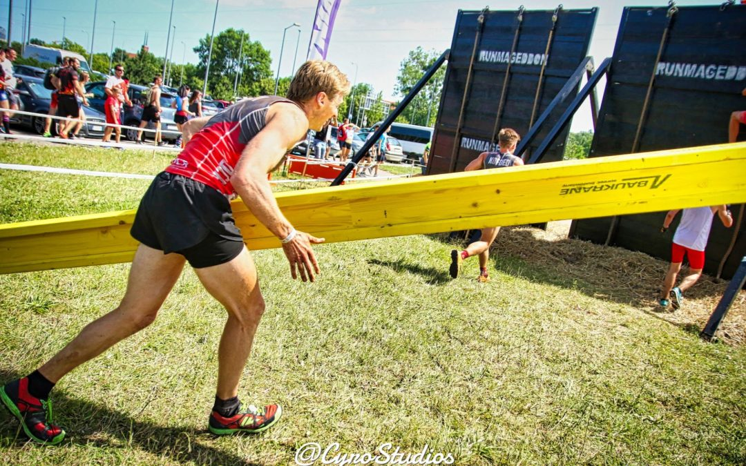 OCR European Championships – Team Relay