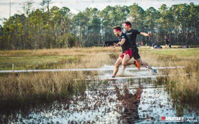Spartan Race USNS Jacksonville, Florida
